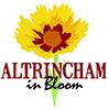 Altrincham in Bloom Logo