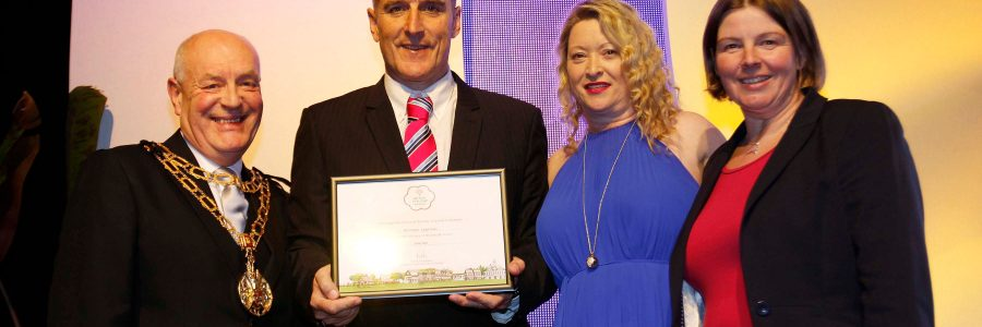 Britain In Bloom national finals – Silver Gilt award!
